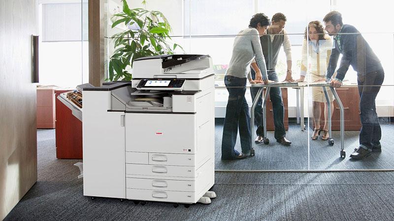Chuyên cho thuê máy photocopy cho văn phòng hình thức đẹp chất lượng cao